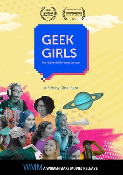 Geek Girls - The Hidden Half of Fan Culture